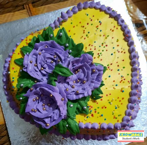 Online Course For Birthday Cakes Baking Icing. Lifetime Access Online Video course. Learn Birthday Cakes Baking. Learn Birthday Cakes Icing. Notes PDF and Video Access.